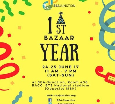 1st SEA Junction Anniversary on 24-25 June 2017