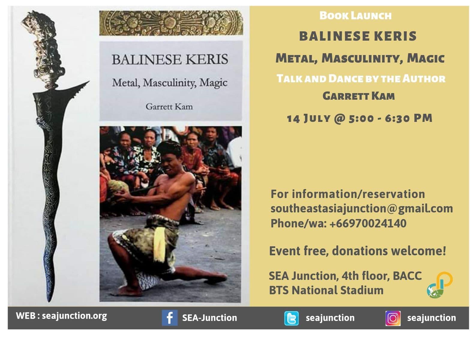 26.Book-launch-Balinese-Keris-Metal-Masculinity-Magic-by-Garrett-Kam-on-14.07.19