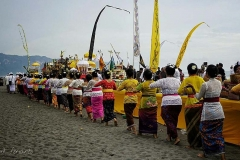 Procession in Bali