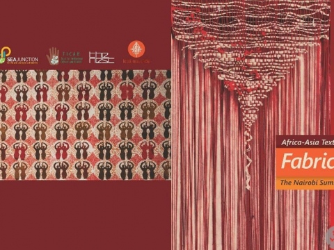 "Africa-Asia Textile Exhibition ""FABRIC OF BEING"" at the ICPD25 Nairobi Summit 12-14 November 2019 @ 8:00 am - 8:00 pm"