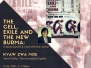 """Book Discussion """"The Cell, Exile and the New Burma"""" by Kyaw Zwa Moe July 11 @ 6:00 pm - 7:30 pm"""