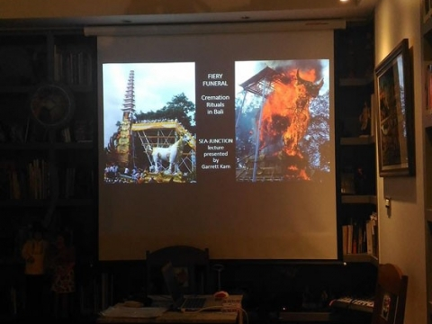 Fiery Funeral: Cremation Rites in Bali by Garret Kam 21 December, 2017 at 5:30 pm - 7:00 pm