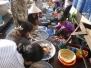 Wet Market in Vietnam's Mekong Delta